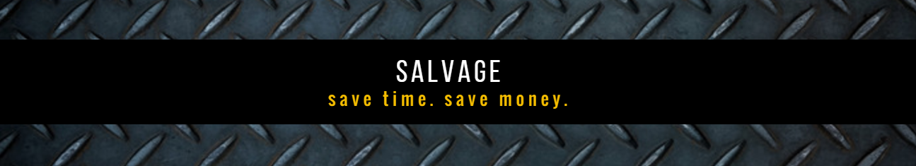 visit our salvage lot